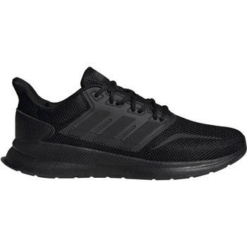 Skor Herr Sneakers adidas Originals Runfalcon Svarta