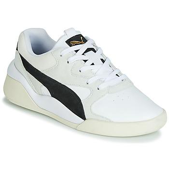 Skor Dam Sneakers Puma AEON HERITAGE Vit / Svart