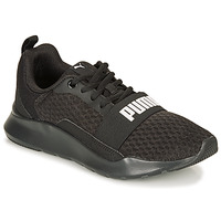 Skor Sneakers Puma PUMA WIRED.BLK Svart