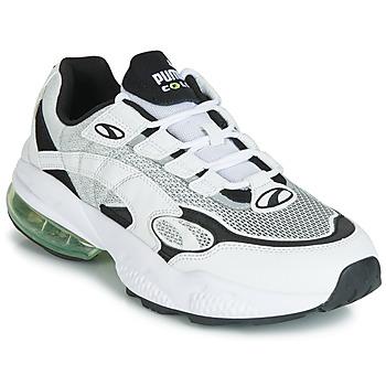 Skor Herr Sneakers Puma CELL VENOM Vit / Svart