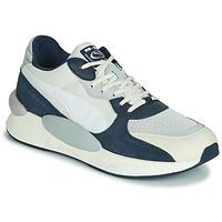 Skor Herr Sneakers Puma RS-9.8 TN SPACE Vit / Grå