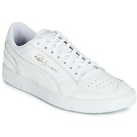 Skor Herr Sneakers Puma RALPH SAMPSON LO Vit