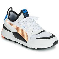 Skor Herr Sneakers Puma RS-0 RE-REIN MU Vit