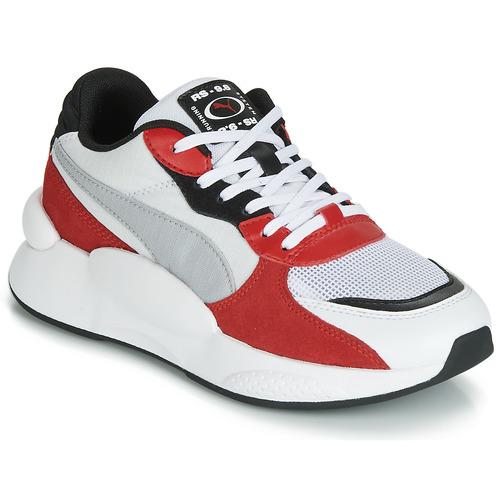 Skor Barn Sneakers Puma RS-98 SPACE JUNIOR Vit / Röd