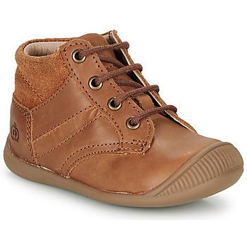 Skor Pojkar Boots Citrouille et Compagnie RATON.C Brun