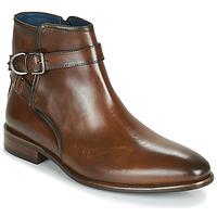 Skor Herr Boots Brett & Sons ROBERTO Cognac