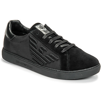 Skor Herr Sneakers Emporio Armani X4X279-XM035-A085 Svart