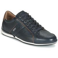 Skor Herr Sneakers BOSS SATURN LOWP TBPF1 Marin