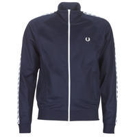 textil Herr Sweatjackets Fred Perry TAPED TRACK JACKET Marin