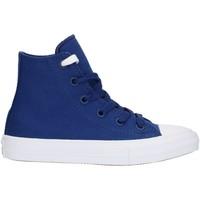 Skor Höga sneakers Converse 35014 Blue