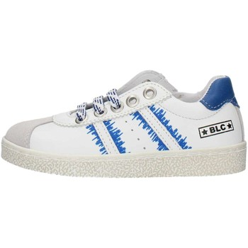 Skor Pojkar Sneakers Balocchi 491699 White and blue