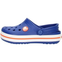 Skor Barn Träskor Crocs 204537 Blue and orange