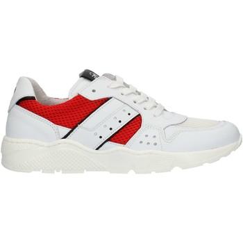 Skor Pojkar Sneakers Nero Giardini P933572M White and red