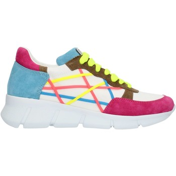 Skor Dam Sneakers L4k3 05LEG Blue fuxia