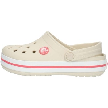 Skor Barn Träskor Crocs 204537 Stucco / melon