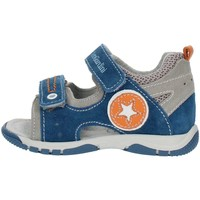 Skor Pojkar Sandaler Nero Giardini P823141M Gray blue and orange