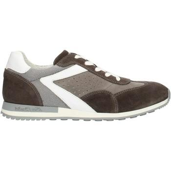Skor Herr Sneakers Nero Giardini P800241U Smoke and white