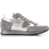 Skor Dam Sneakers Philippe Model TRLD ME02 argento