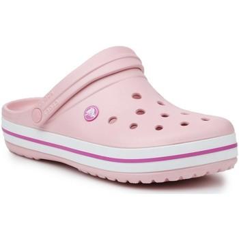 Skor Dam Träskor Crocs Crocband 11016-6MB pink