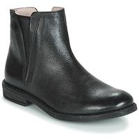 Skor Flickor Boots Acebo's 9671-NEGRO-T Svart