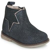 Skor Flickor Boots Acebo's MAKALU Blå