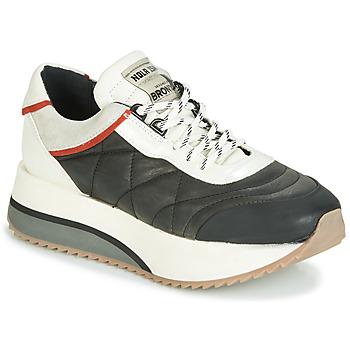 Skor Dam Sneakers Bronx NOLA ISA Svart / Grå