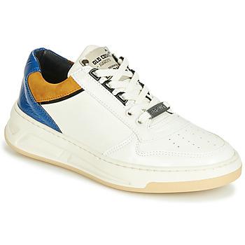 Skor Dam Sneakers Bronx OLD COSMO Vit / Okrafärgad / Blå