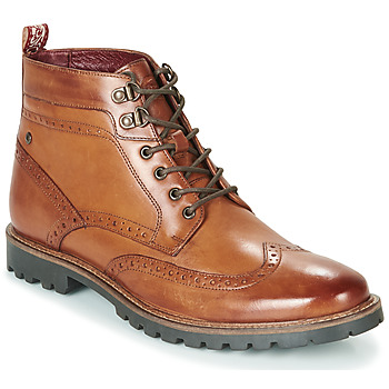 Skor Herr Boots Base London BOWER Cognac