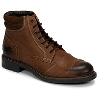 Skor Herr Boots Base London REPTON Cognac
