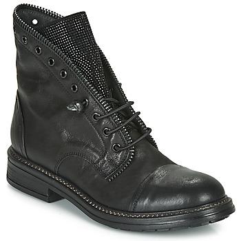 Skor Dam Boots Fru.it ADIETE Svart
