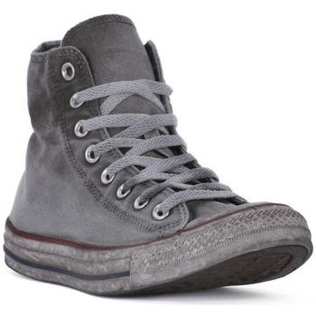 Skor Herr Höga sneakers Converse ALL STAR  CANVAS LTD Bianco