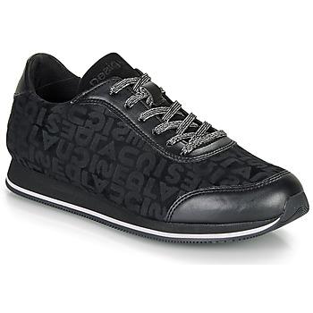 Skor Dam Sneakers Desigual PEGASO DESIGUAL Svart
