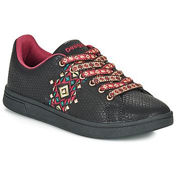 Skor Dam Sneakers Desigual COSMIC NAVAJO Svart