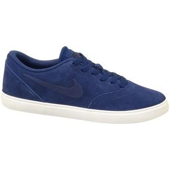 Skor Pojkar Sneakers Nike SB Check Suede GS Grenade