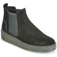 Skor Dam Boots Gabor 3373117 Svart