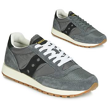 Skor Sneakers Saucony JAZZ ORIGINAL VINTAGE Grå / Svart