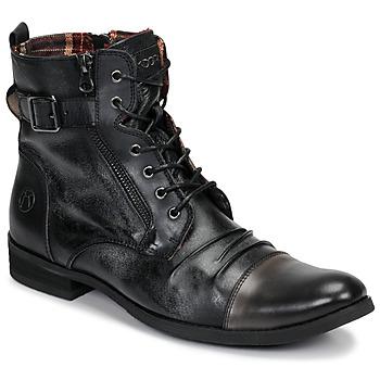 Skor Herr Boots Kdopa DUBLIN Svart