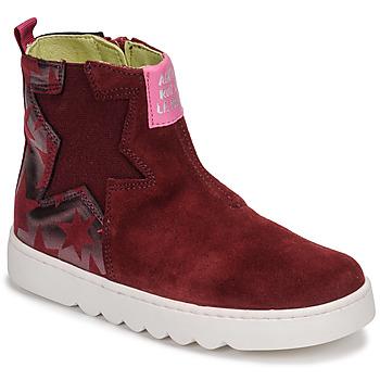 Skor Flickor Boots Agatha Ruiz de la Prada HOUSE Bordeaux