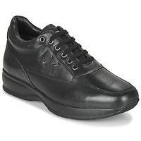 Skor Herr Sneakers Lumberjack RAUL Svart
