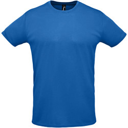 textil Herr T-shirts Sols SPRINT SPORTS Azul