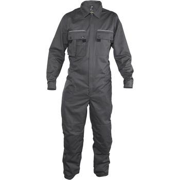 textil Herr Uniform Sols SOLSTICE PRO MULTI WORK Gris