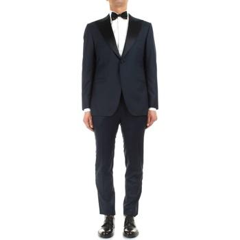 textil Herr Kostymer Kiton UASM861K07R1504001 Blue