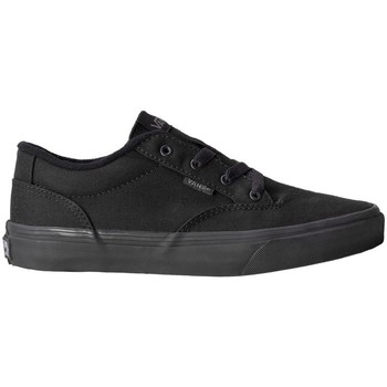 Skor Barn Sneakers Vans Winston Svarta