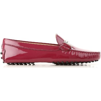 Skor Dam Loafers Tod's XXW00G0Q4990W0R812 Rosa scuro