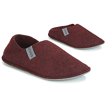 Skor Tofflor Crocs CLASSIC CONVERTIBLE SLIPPER Bordeaux / Grå