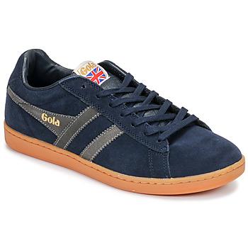 Skor Herr Sneakers Gola EQUIPE SUEDE Blå