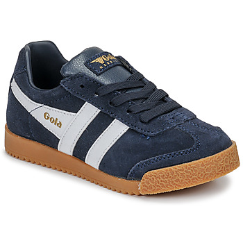 Skor Barn Sneakers Gola HARRIER Marin