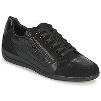 Skor Dam Sneakers Geox D MYRIA A Svart
