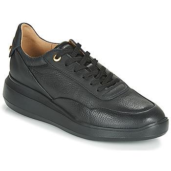 Skor Dam Sneakers Geox D RUBIDIA Svart
