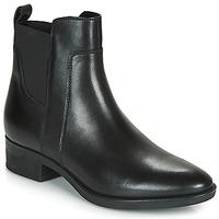 Skor Dam Boots Geox FELICITY Svart